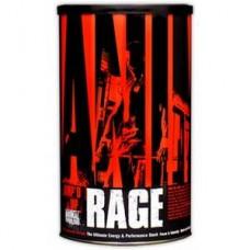 Animal Rage 44 пак. Universal Nutrition