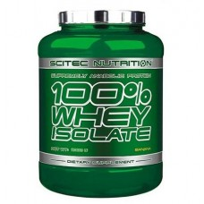 100% Whey Isolate 2000гр Scitec Nutrition